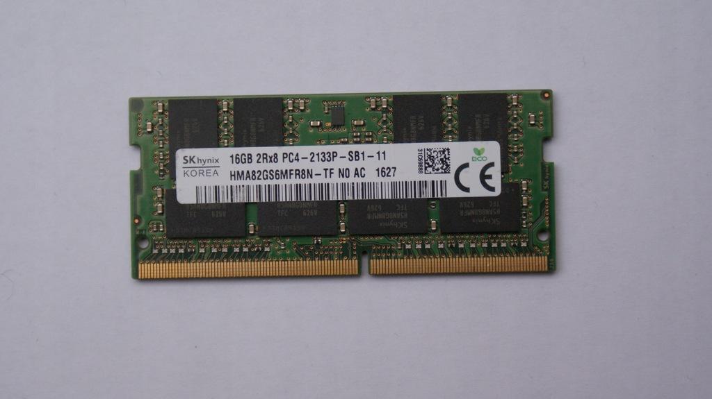 DDR4 SODIMM Hynix 16 GB/2133 MHz