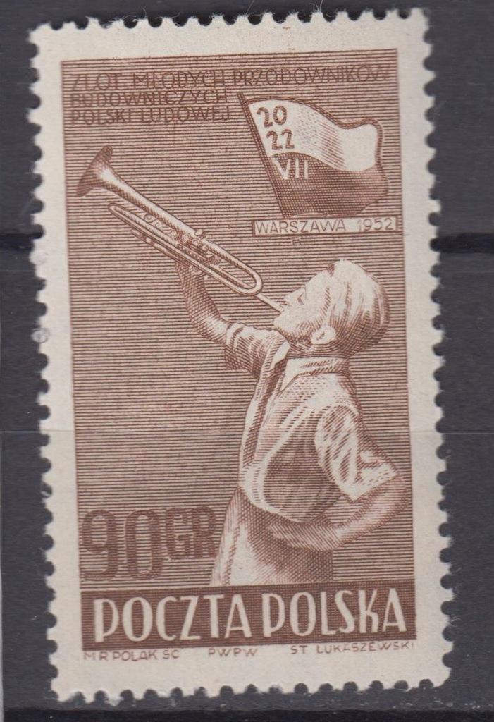 1952r. Fi. 621** luzak