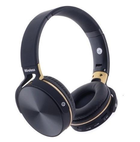 Bezprzewodowe Słuchawki Nauszne BLUETOOTH BASS