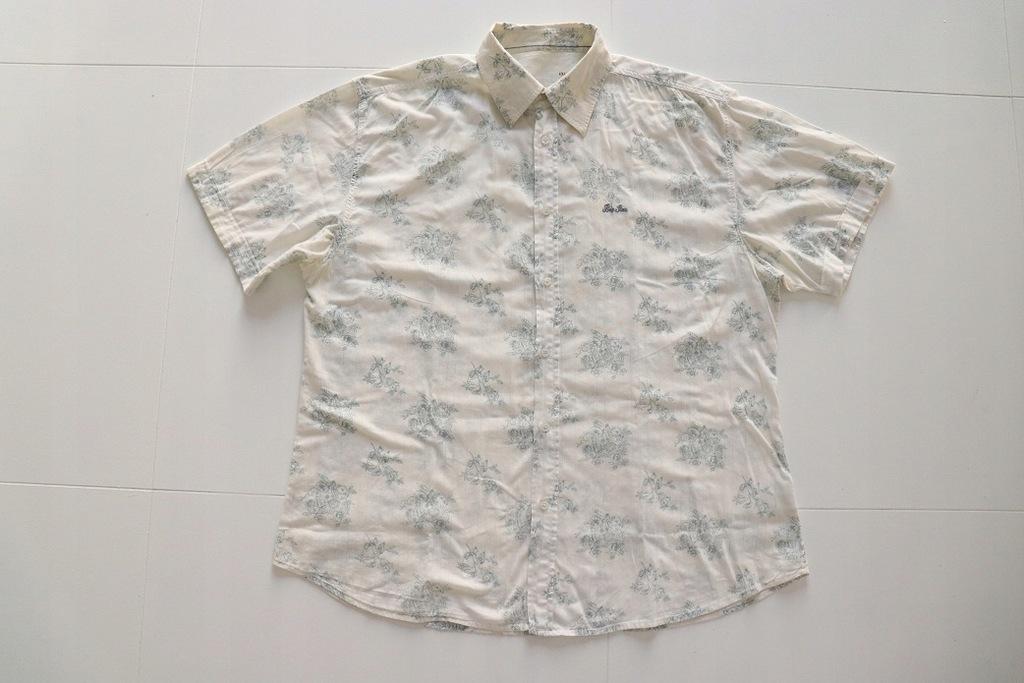 BIG STAR koszula REWELACYJNA biała 3XL XXXL