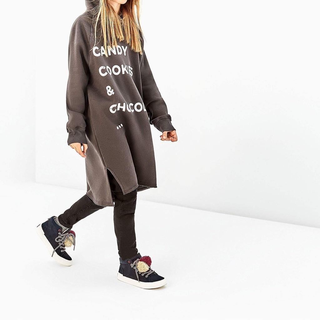 116_Tunika długa bluza Zara jak nowa
