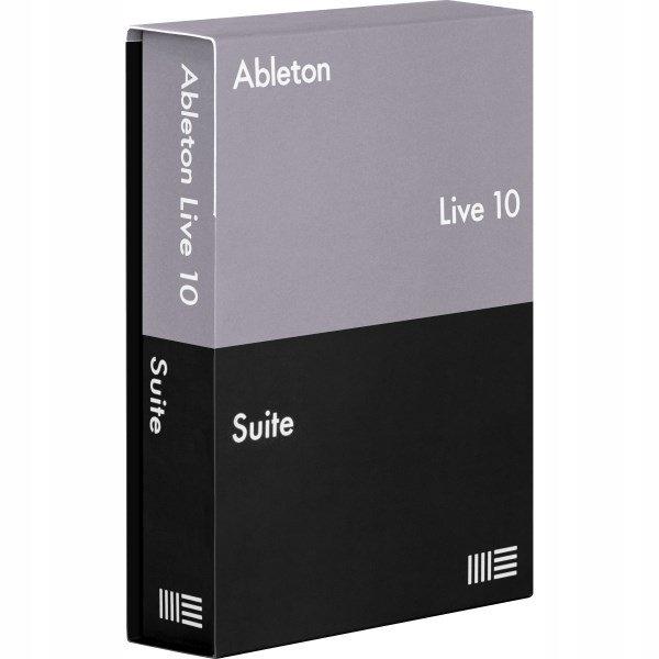 Ableton Live 10 Suite (wersja elektroniczna)