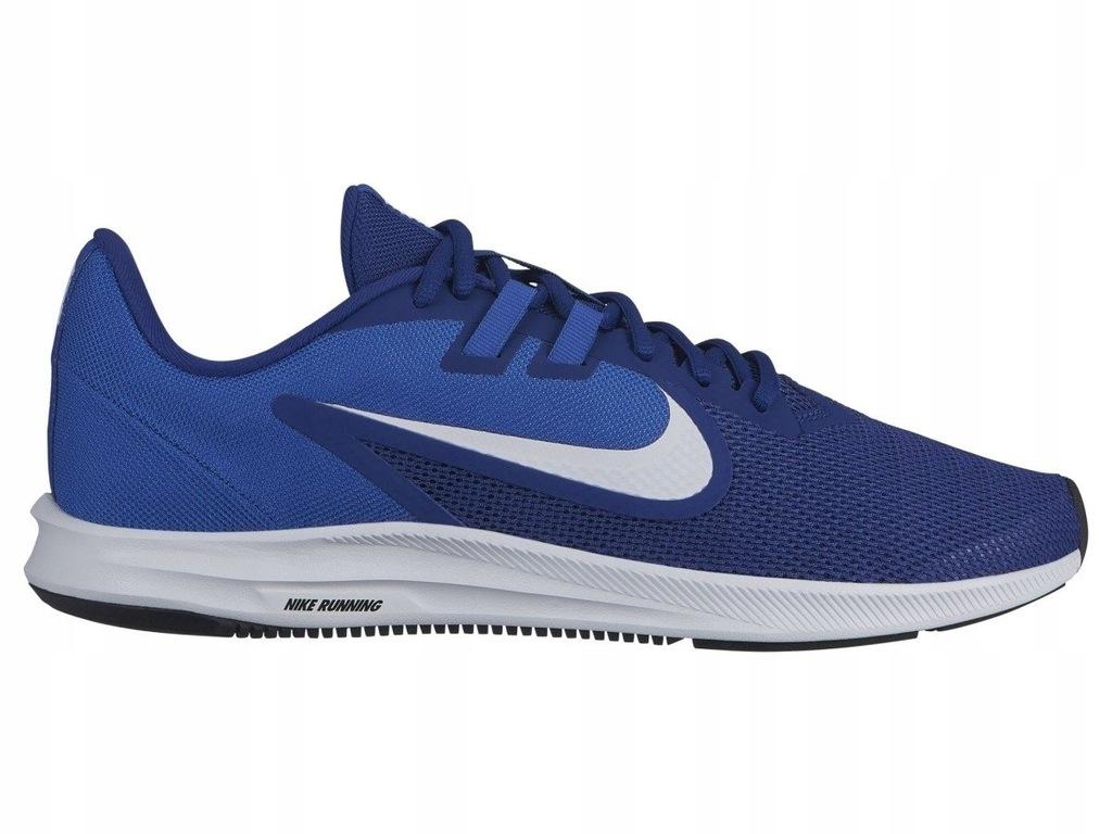 Buty męskie Nike DOWNSHIFTER 9 (AQ7481 400) | odcienie