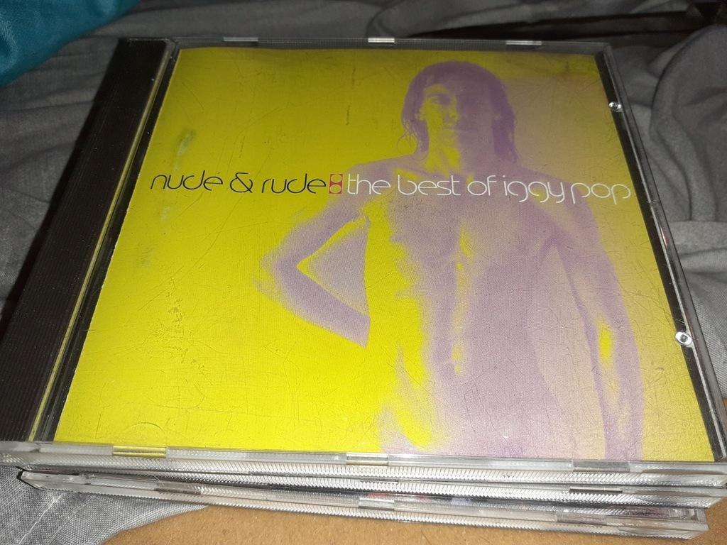 Iggy Pop Nude & rude - the best of - 1996