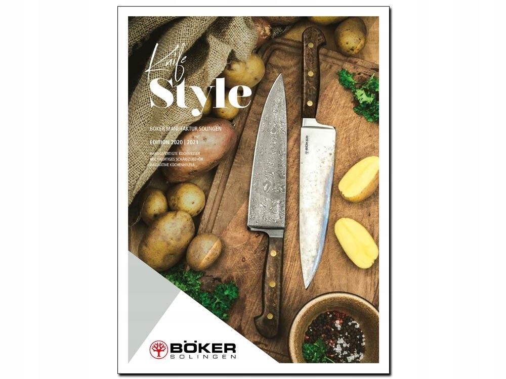 Katalog Boker MS Knife Style 2020/2021