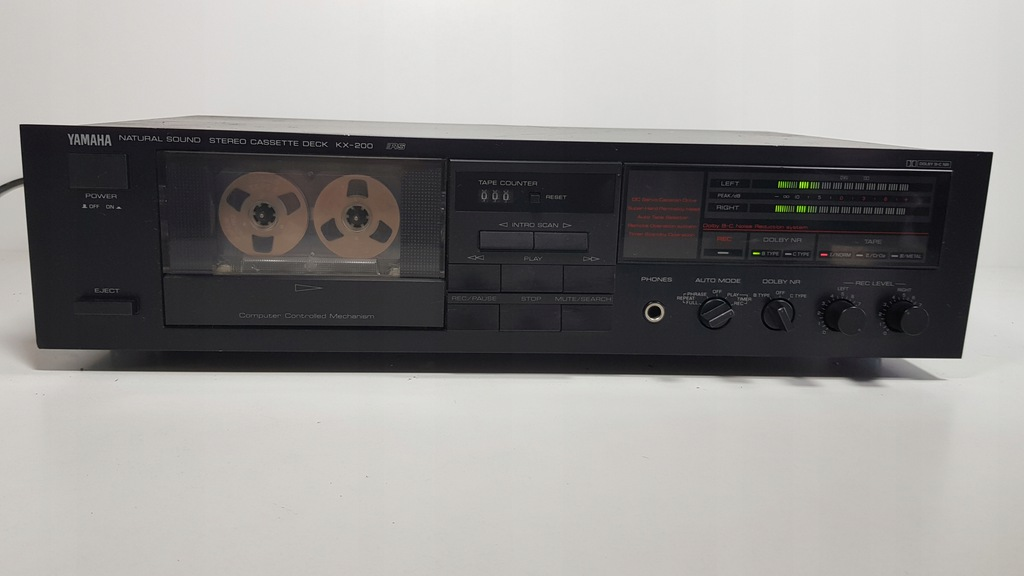 Yamaha KX200 kx magnetofon casette deck