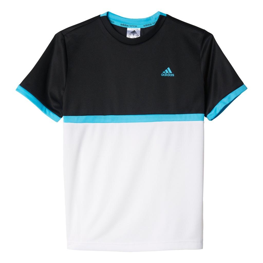 koszulka dziecięca adidas r 152 BJ8245 tenis