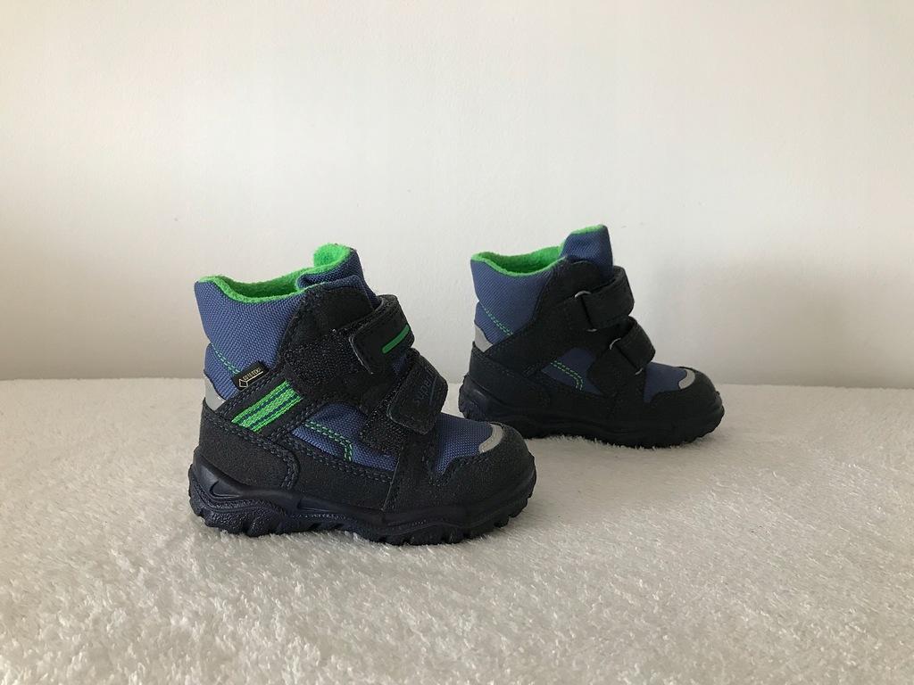 Superfit gore-tex EU 22 buty ocieplane śniegowce