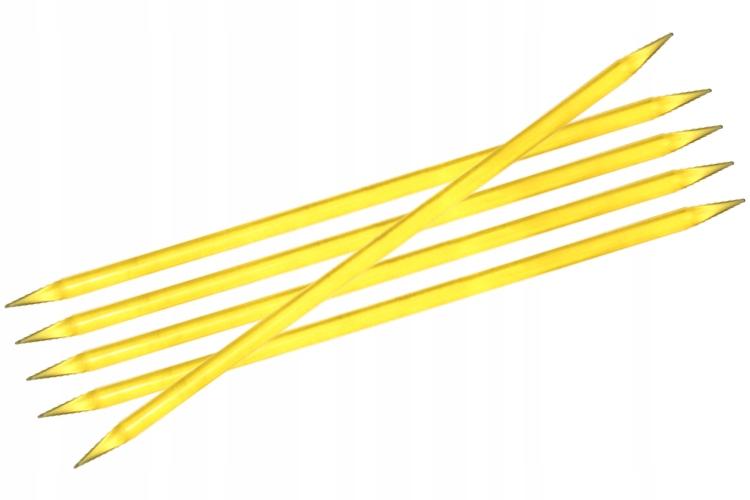 Druty TRENDZ akrylowe do skarpet 15cm/6mm