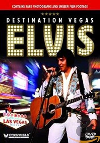 ELVIS PRESLEY (1935-1977): DESTIANTION VEGAS (DVD)