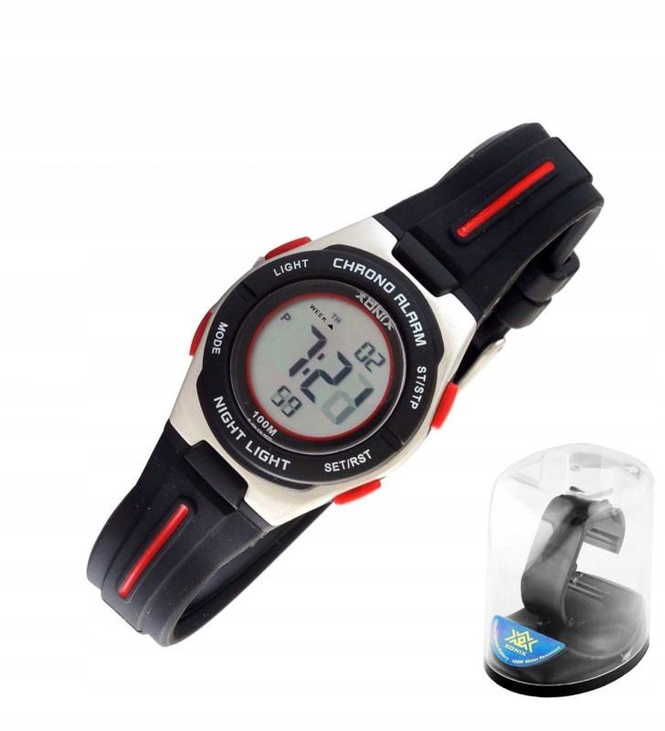 Sportowy Zegarek dziecięcy XONIX IF-07 GW 2 LATA