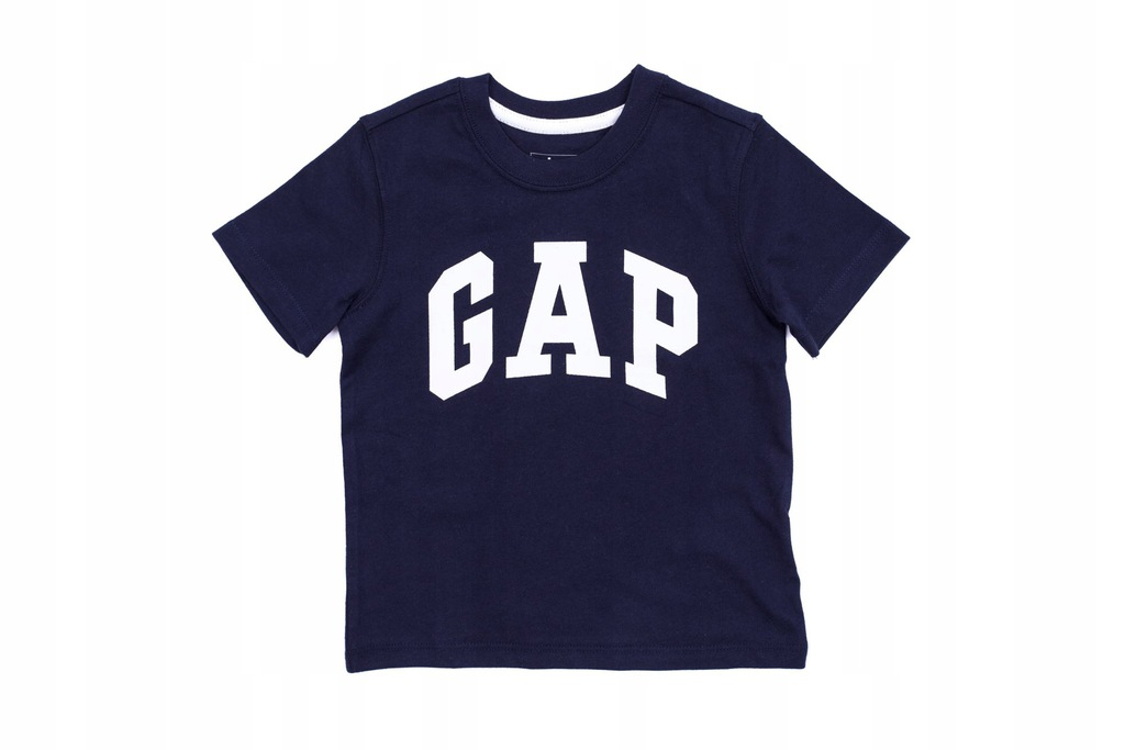 GAP kids Boys Koszulka T-shirt Logo rozm. 4 lata