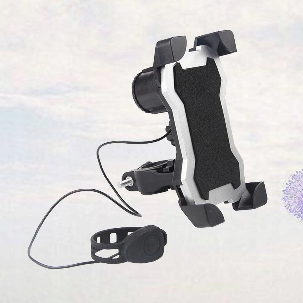 Bicycle Accessories Waterproof Horn Shock-Absorbin
