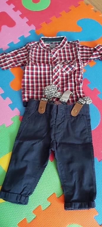 komplet koszula spodnie Cool Club 68