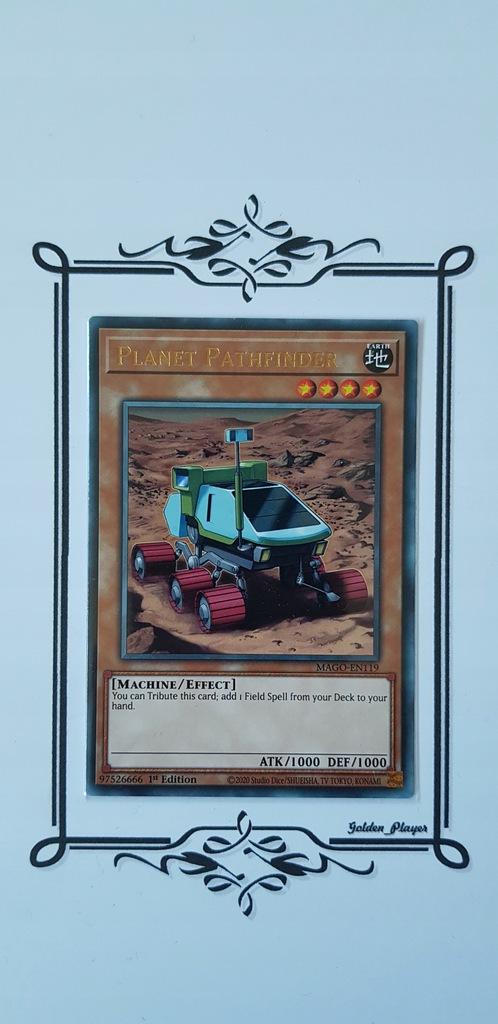 Planet Pathfinder (Rare) MAGO