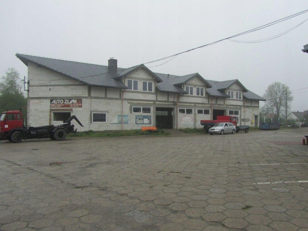 Hala magazynowa - Sanok, sanocki, 3,00 m²