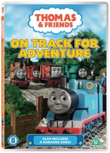 THOMAS & FRIENDS: ON TRACK FOR ADVENTURE [DVD]