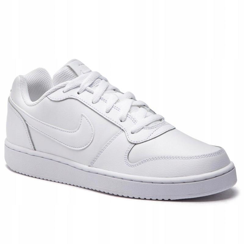 Archiwalne: Buty Nike SB vintage skateboarding białe szare
