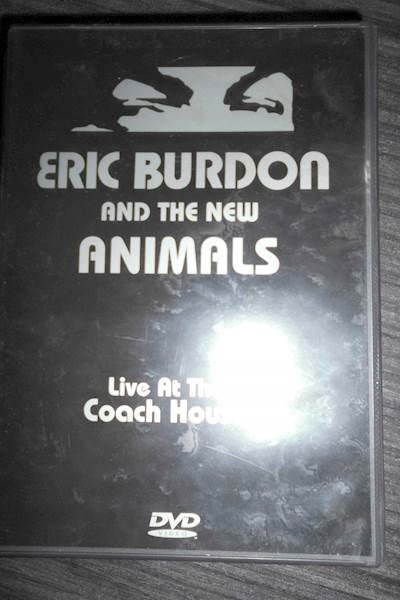 Eric Burdon and the new animals