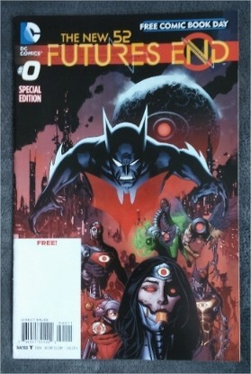 The New 52: Futures End FCBD #0 Special Edition