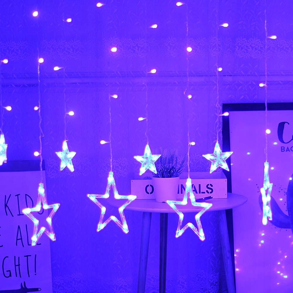 Łańcuch LED gwiazdki