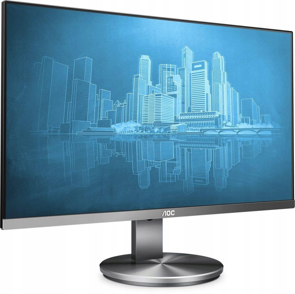 "Monitor AOC 23,8"" I2490VXQ/BT VGA HDMI DP"