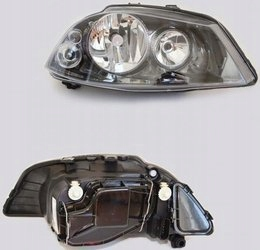 Lampa przednia Seat Ibiza 2002 - 2008 Prawa H3/H7
