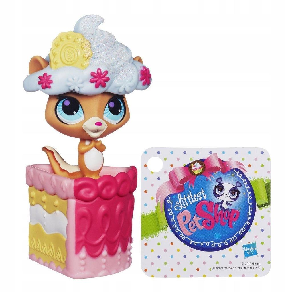 SURYKATKA 3068 LPS Pet Shop NOWY słodziak babeczka