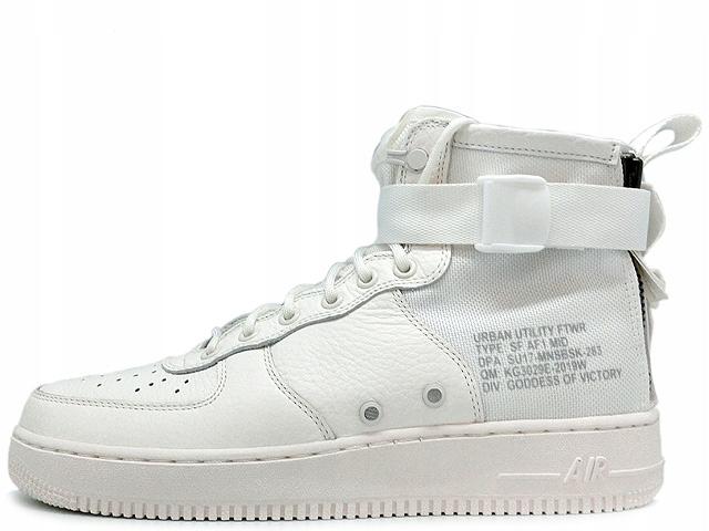 Nike Air Force 1 MID AA6655-100 Rozmiar 40,5