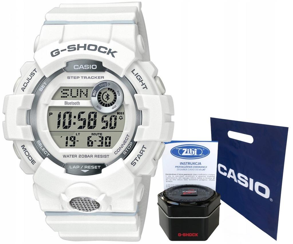Zegarek dla chłopca Casio G-SHOCK GBD-800-7ER
