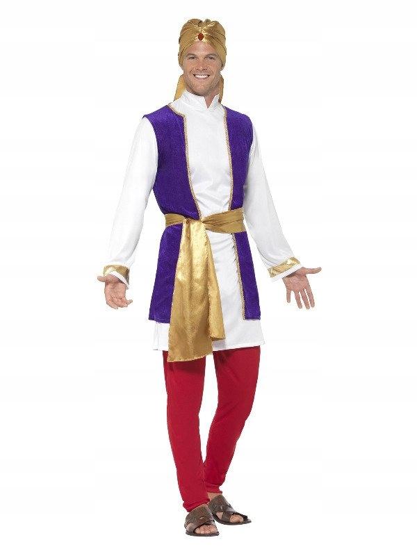 Strój Arabski Książe, rozmiar M, karnawał, książę