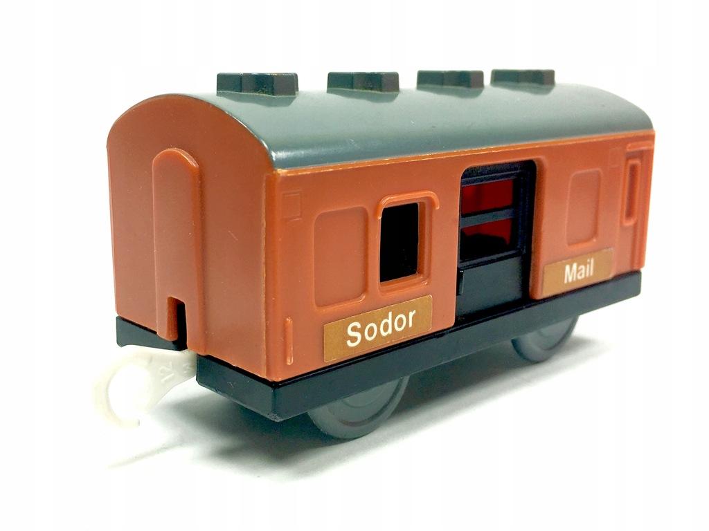 Tomek i Przyjaciele Tomy Trackmaster Wagon b