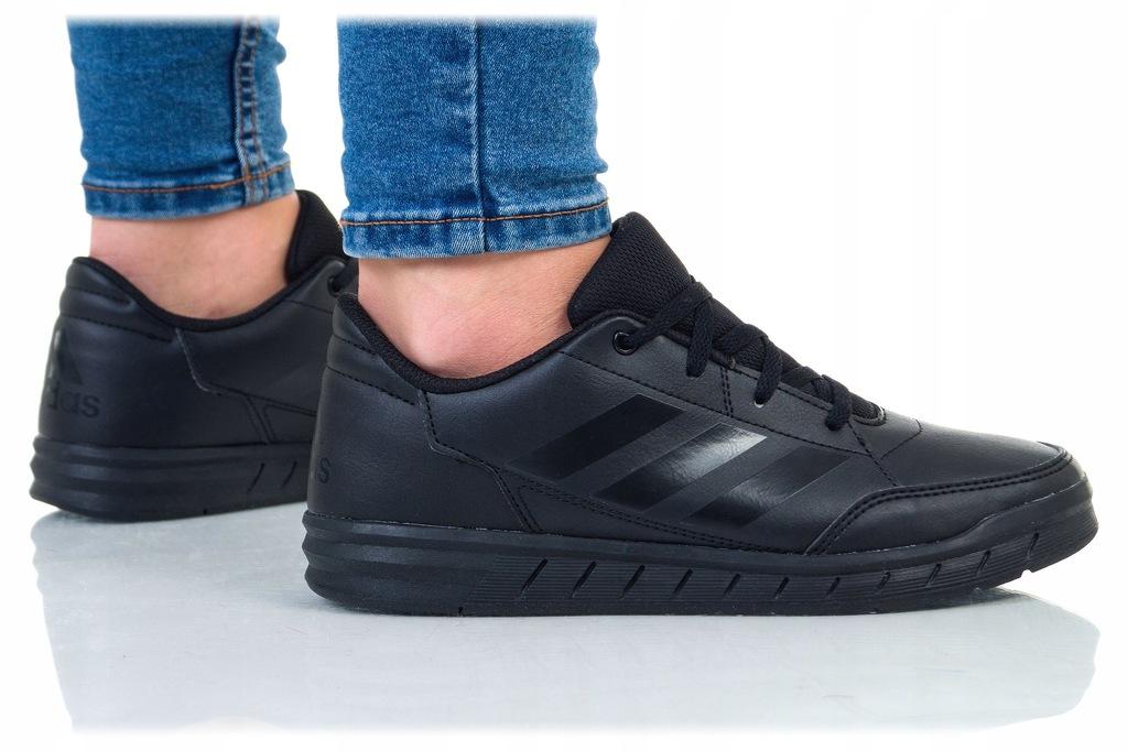 Buty Adidas AltaSport K czarne D96873 r.36 23