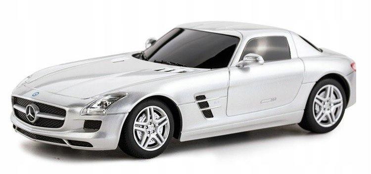 SAMOCHÓD ZDALNIE STEROWANY Mercedes-Benz SLS AMG 1