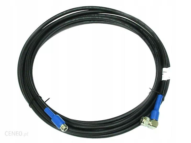 InterLine Kabel RF10 N męska kątowa N żeńska 1m