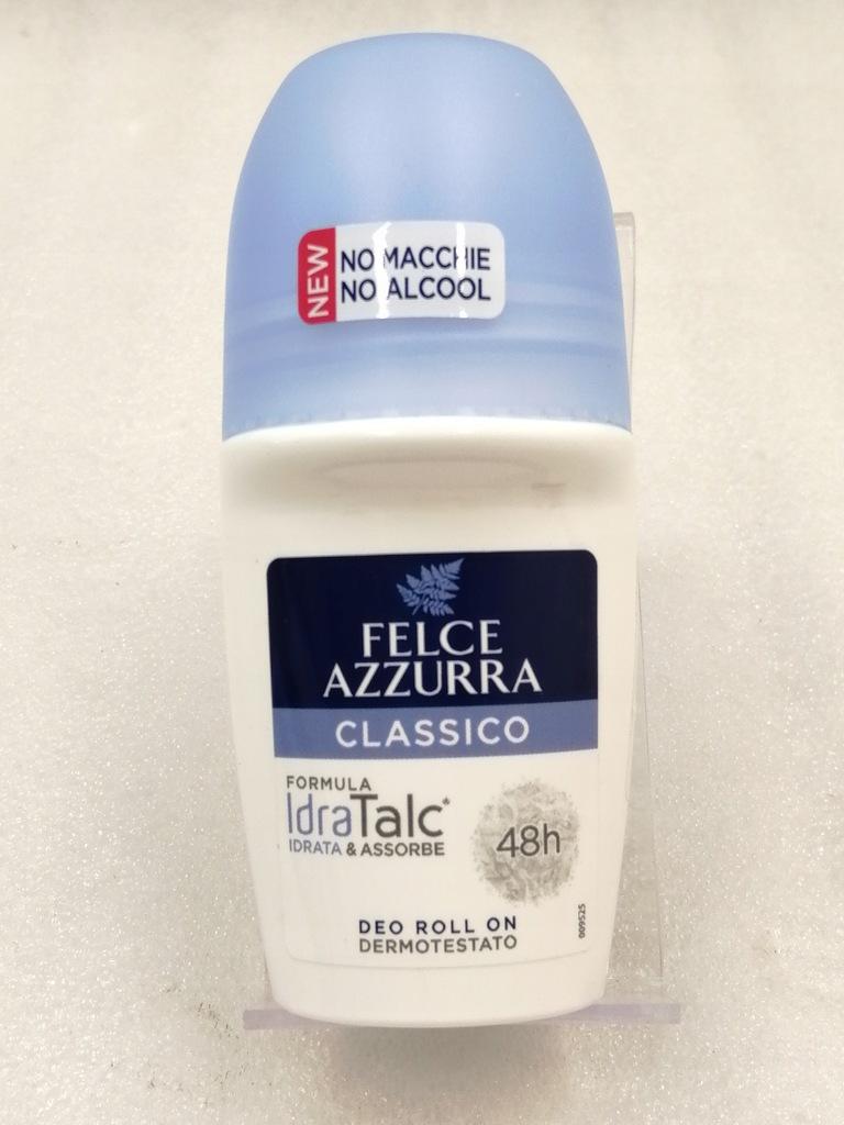 Felce Azzurra deo roll-on 50ml Classico