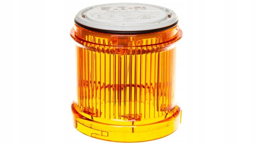 Moduł świetlny pomarańczowy bez żarówki 250V AC/DC