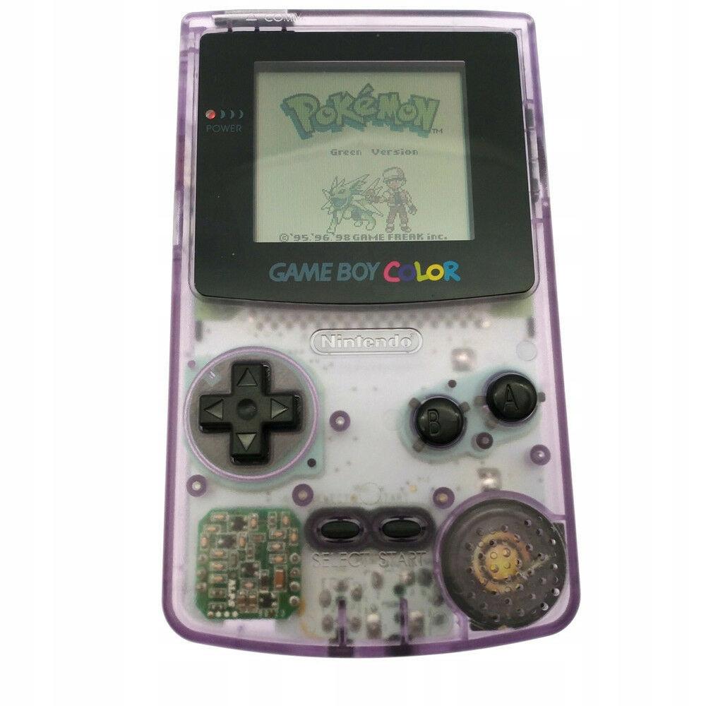 Konsola Nintendo Game Boy Color + Pokemon Yellow