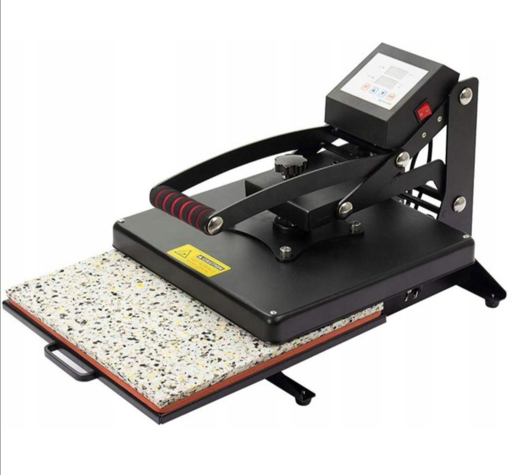 Display4top Maszyna do prasowania termicznego