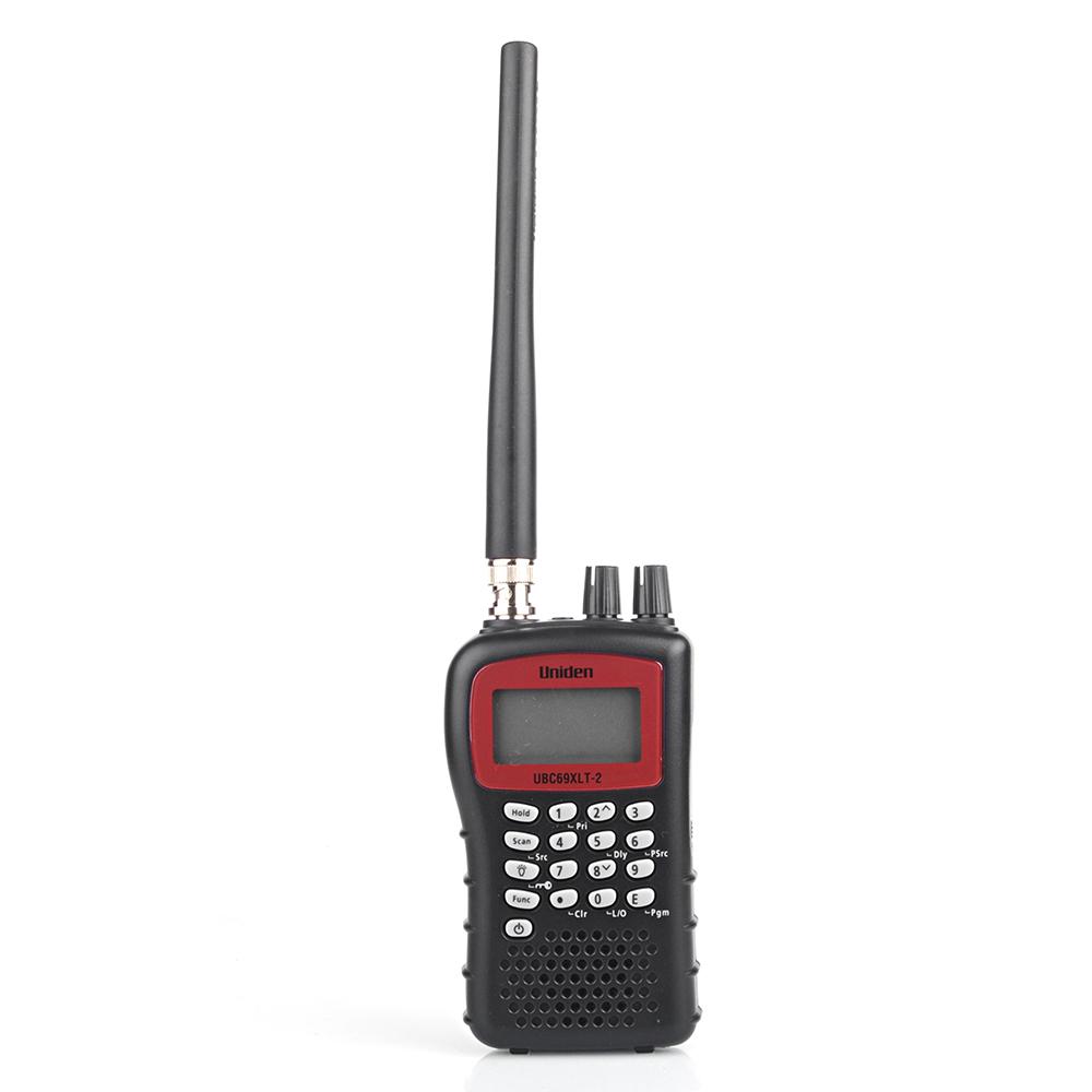 Skaner radiowy Uniden UBC69XLT-2 PASMO LOTNICZE KM