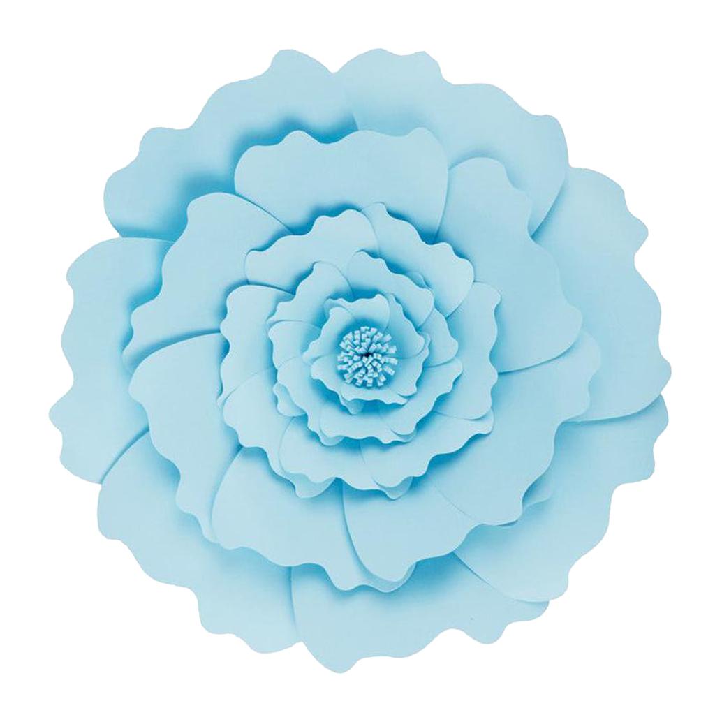 DIY papierowy kwiat róży