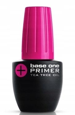 Silcare Base One Primer + Tea Tree Oil 15ml.