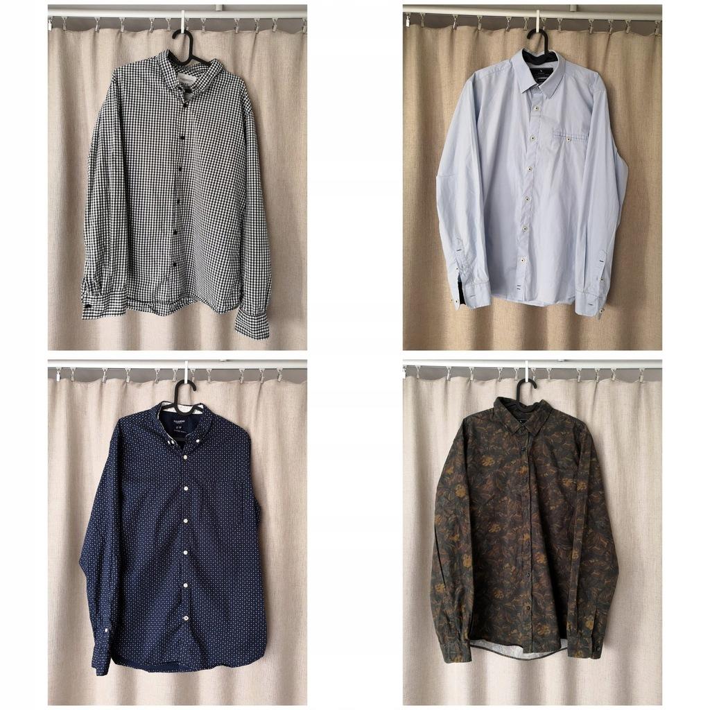 Mega paka markowe ubrania Lee Zara H&M inne L