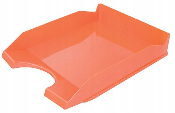 Szufladka na biurko PP A4 pomarańczowa