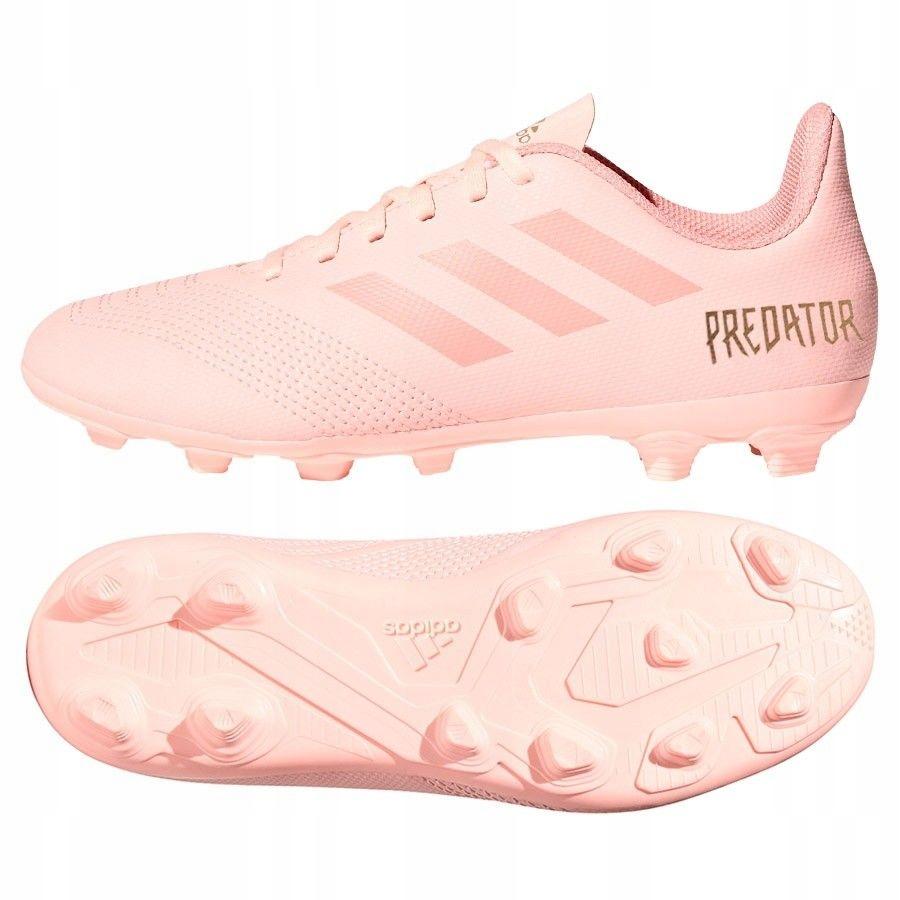 Buty adidas Predator 18.4 FxG DB2322 RÓŻOWY; 35