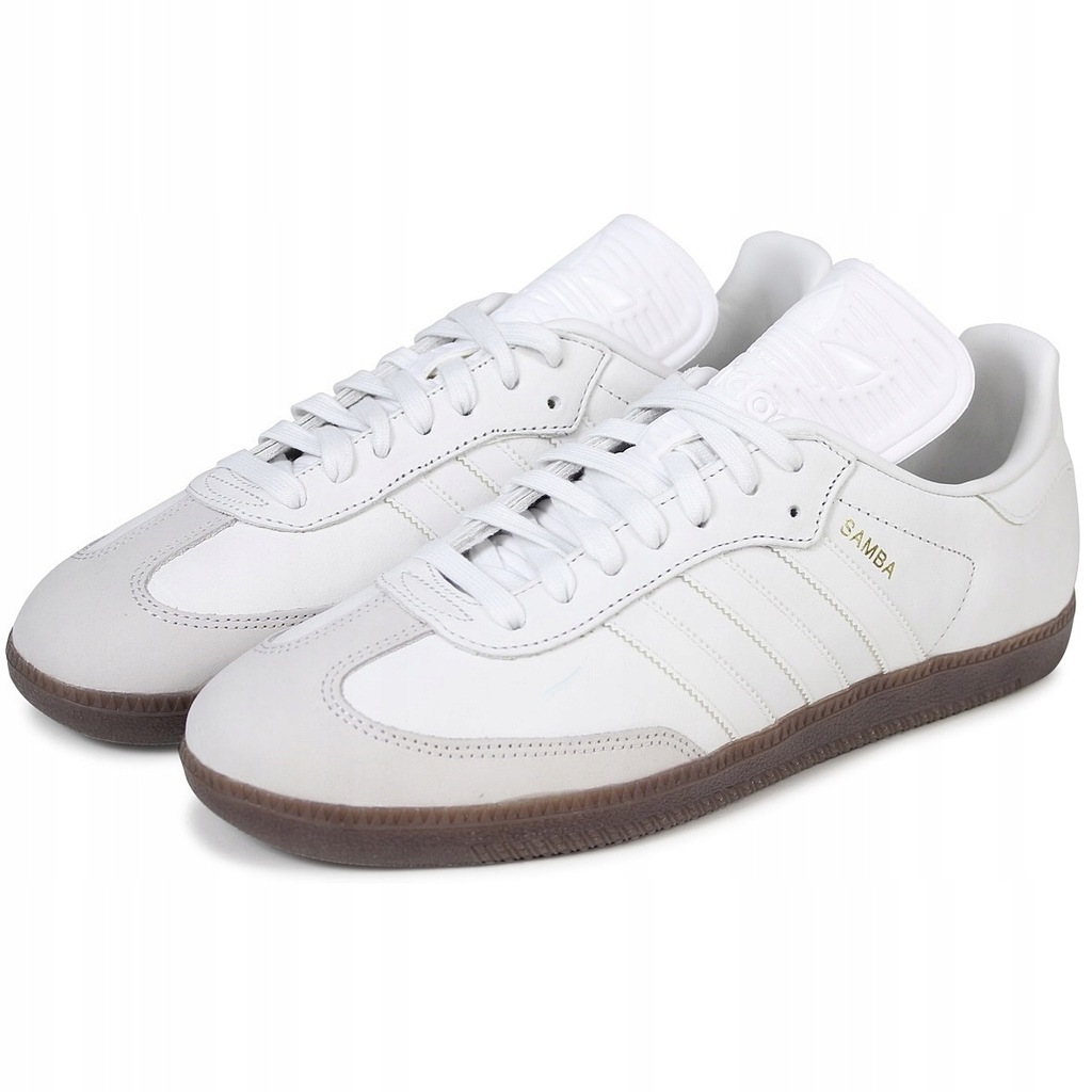 Buty Adidas Samba Białe BB5257 kultowe męskie 48,5