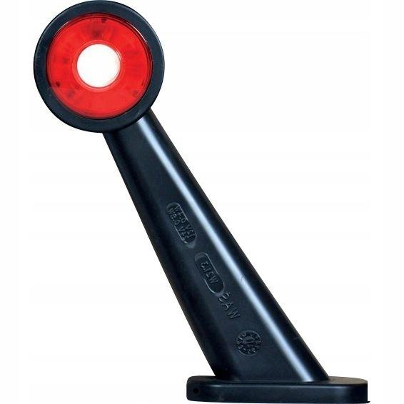 Lampa obrysowa, przednio-tylna, 506bcp, prawa