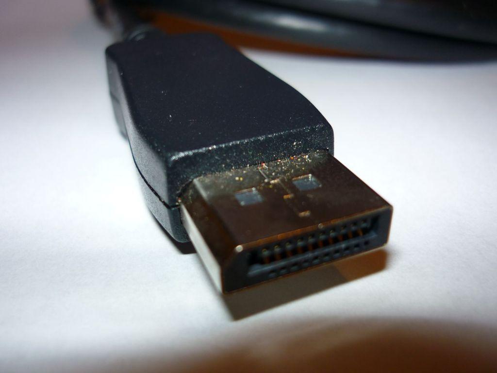 Nowy kabel DisplayPort DP 1.2 około 1.8m display