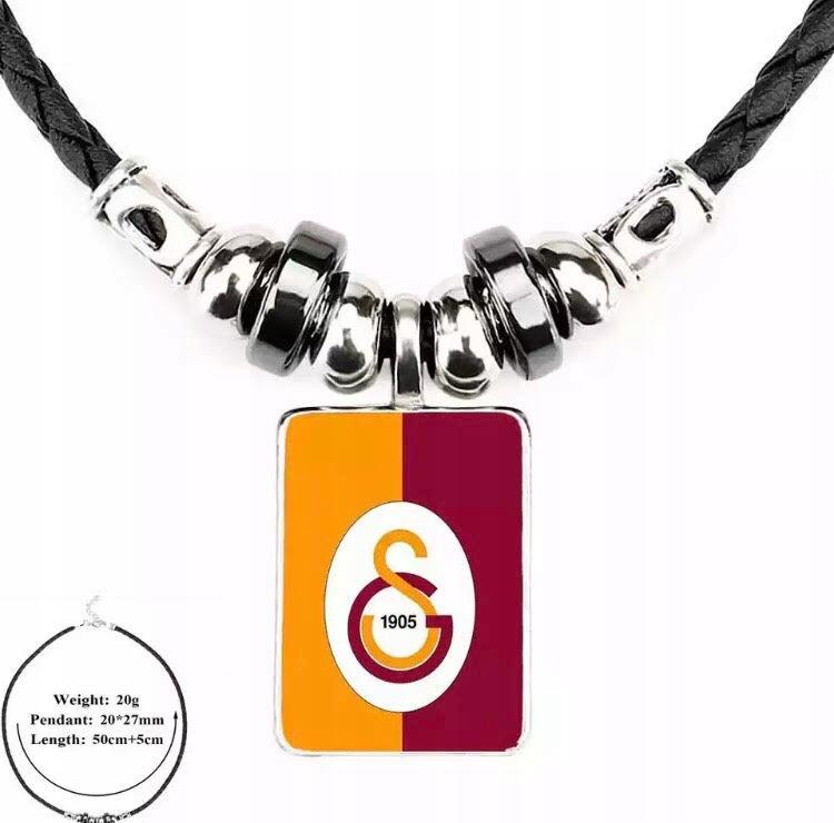 Naszyjnik dla kibiców tureckiego Galatasaray 84