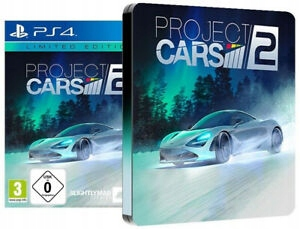 Project Cars 2 Pl Limited Edition Steelbook Ps4 8316503174 Oficjalne Archiwum Allegro